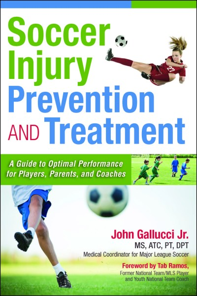 mls medical coordinator john gallucci jr. set to release first book