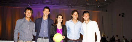 GR8 Miami ATP Charity Fundraiser for Japan