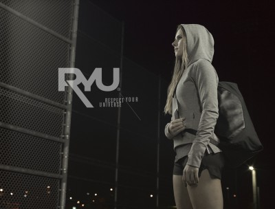 ryu unveils disruptive athletic tech style brand