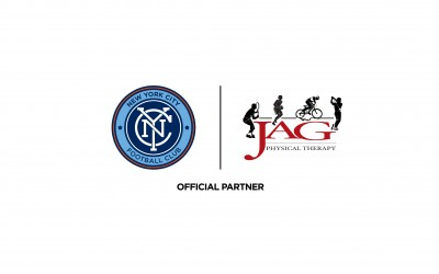 JAG physical therapy named official partner of new york city football club