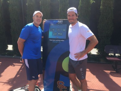 former atp world #2 singles player tommy haas joins the playsight team
