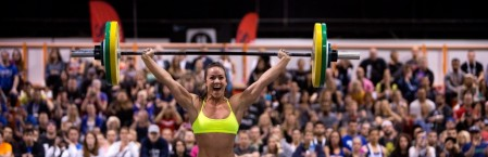 2014 Fittest Woman on Earth