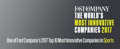 Fast Company names PlaySight one of the 2017 most innovative companies in sports