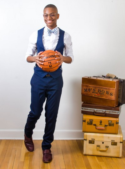 15-Year- Old Mo's Bows Founder Hustles His Way Into NBA Partnership
