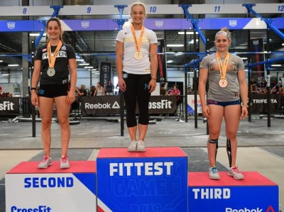Renaissance Periodization Athletes Rich Froning and Olivia Sulek Top the Podium at the 2018 CrossFit Games